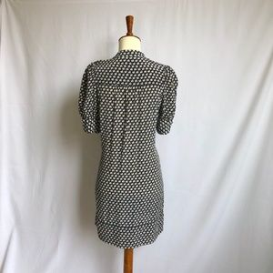 Anthropologie Dresses - Silk Print Dress